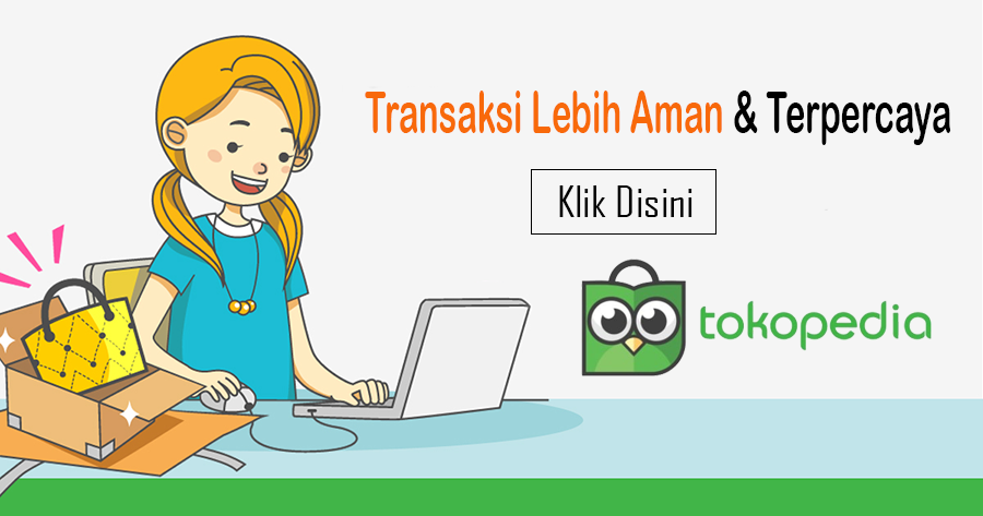 Support by Tokopedia