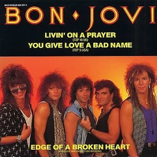 Livin´ on a prayer. Bon Jovi
