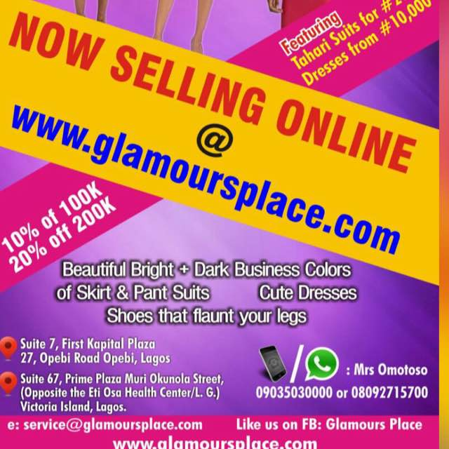 Glamour's Place