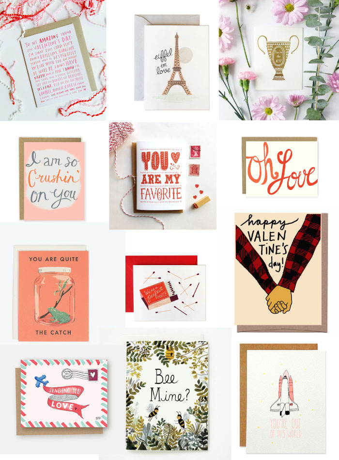 33 Beautiful Valentines Day Cards on Etsy – Beautiful Valentines Day Cards