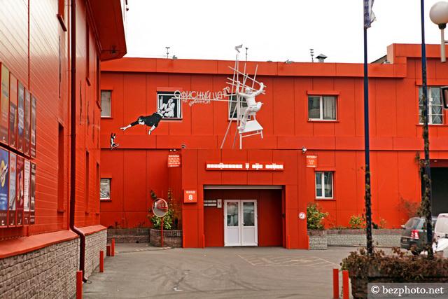 барабанный переулок 4