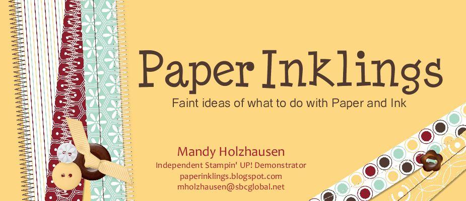 Paper Inklings