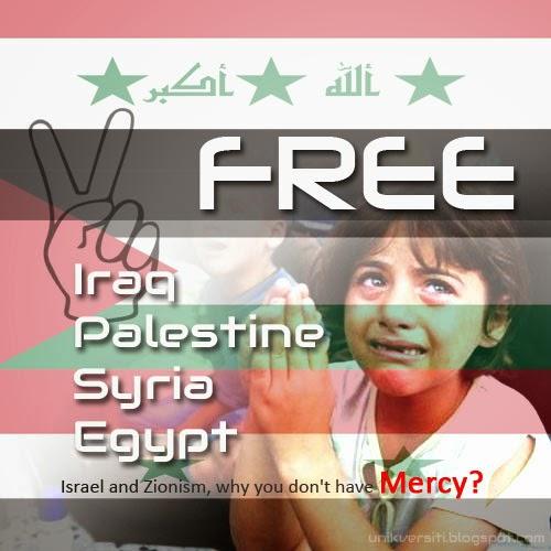 Free Iraq Palestine Syria Egypt