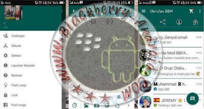 Dual BBM Mod New v2.9.0.51 Tema WhatsApp Apk Clone