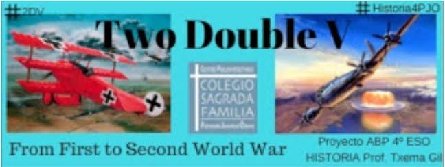 TWO DOUBLE U (WORLD WARS)