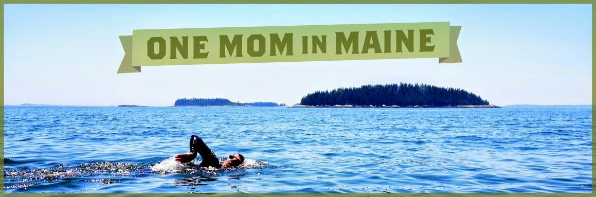 one mom in maine