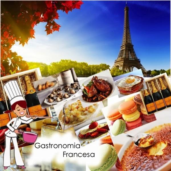Gastronom a del mundo gastronom a europea for Gastronomia de paris francia