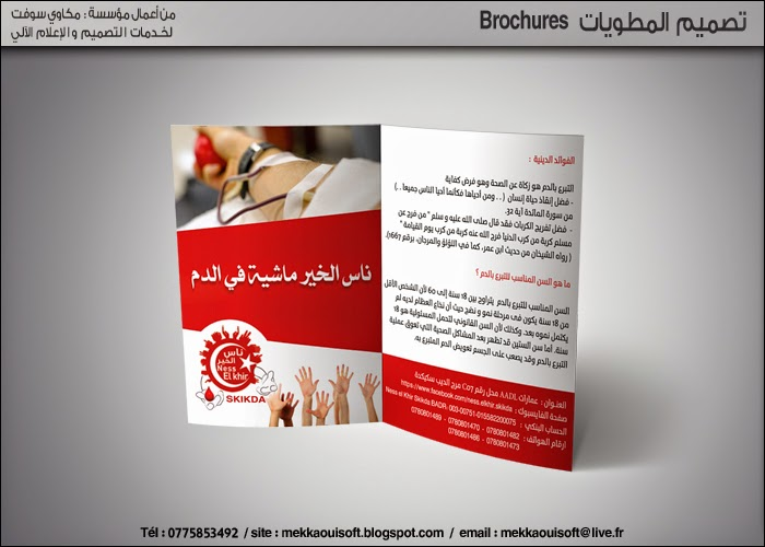 mekkaoui soft brochures
