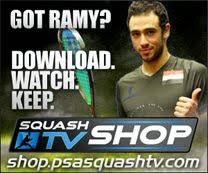 SQUASH TV SHOP