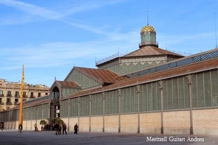 Un passeig per la barcelona de 1714 el born cc bitllet for Hoteles en el born de barcelona