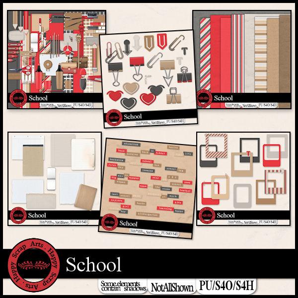 Aug.2016 - HSA - School bundel