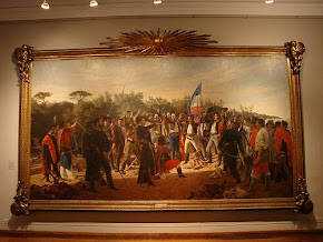 visión  de JUAN MANUEL BLANES acerca del desembarco DE LOS 33 orientales comandados por Lavalleja