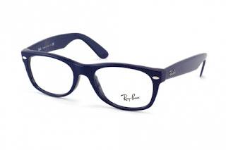 rame Ray-Ban New Wayfarer blue