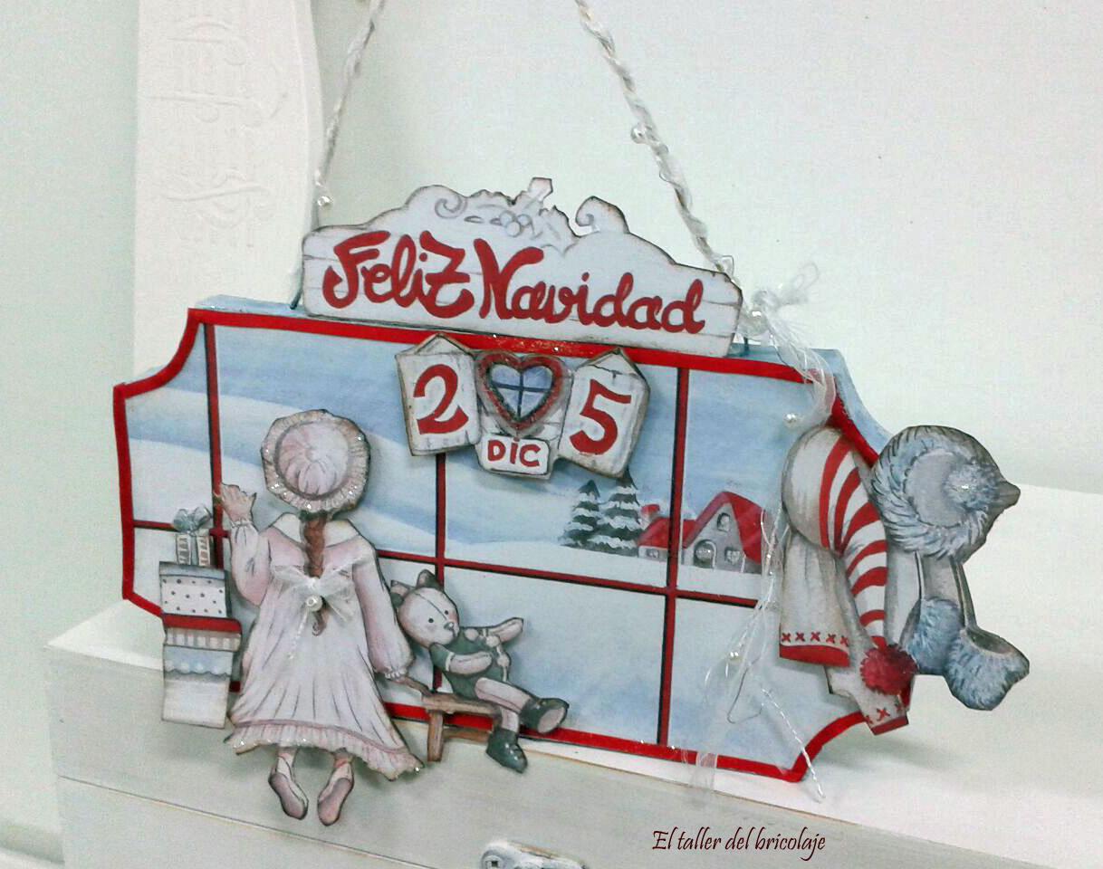 El taller del bricolaje trabajos de navidad iii - Trabajos de bricolaje ...