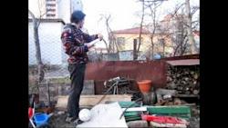 """Стас Туріна (Мукачеве), приватна література """"Ночниє бражнікі"""" (19.00 - April 16, 2013)"""