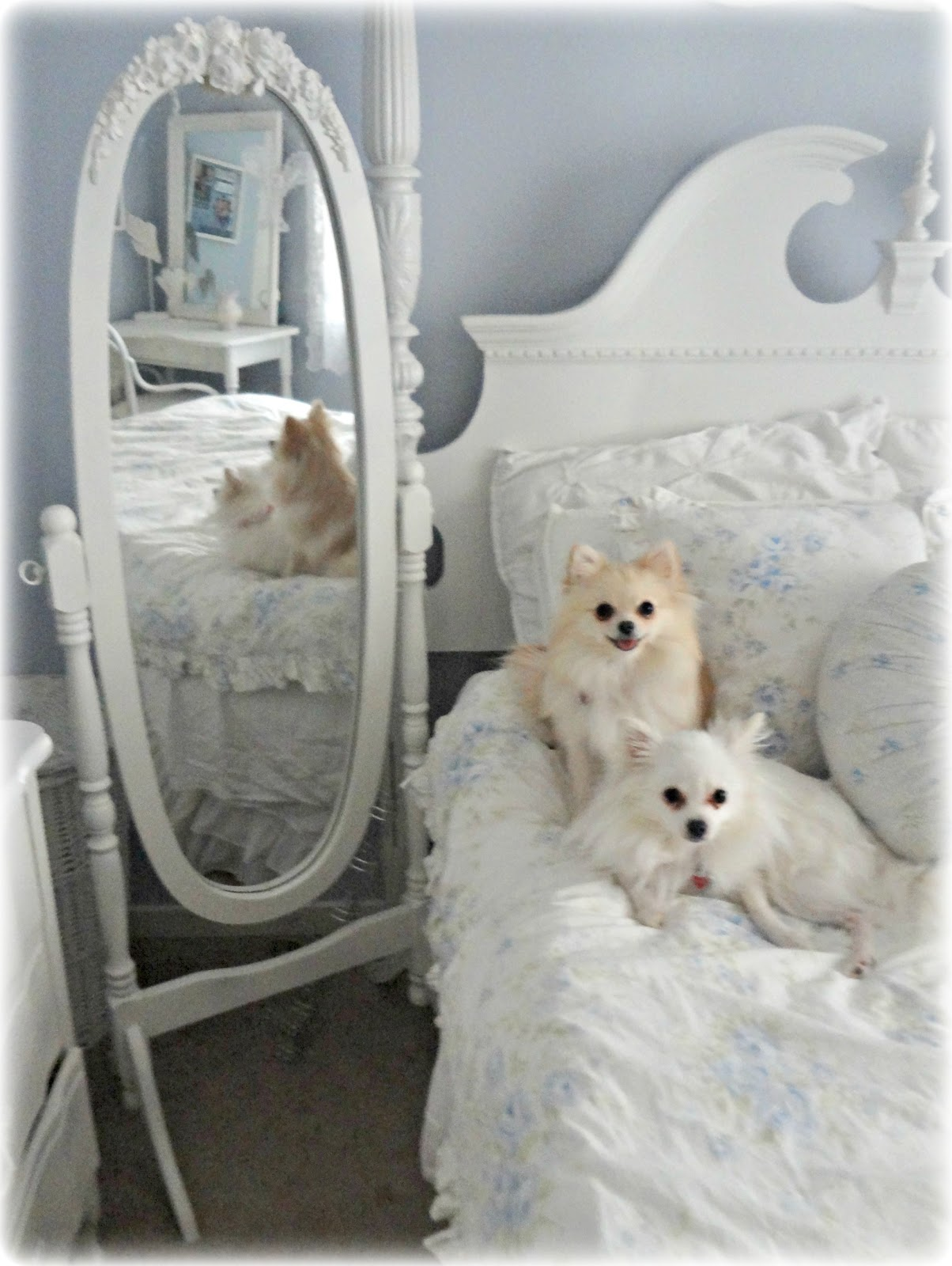 not so shabby shabby chic adding appliques. Black Bedroom Furniture Sets. Home Design Ideas