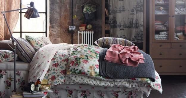 Dormitorios vintage dormitorios con estilo for Dormitorio anos 70