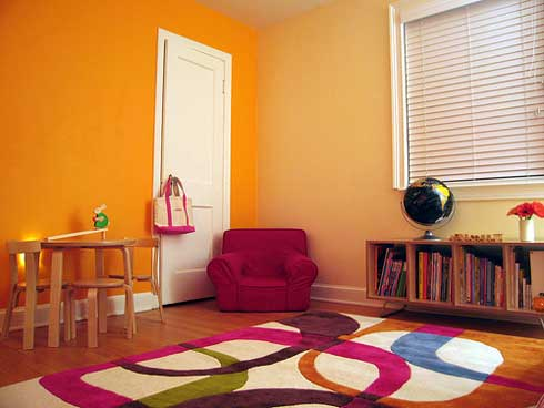 Room Interior  Kids on Children Room Interior Design Ideas And Creative Pictures   Home