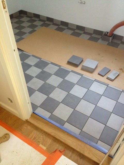 Inredning tvättstuga klinker : 2014 ByggBlogg Attityd - Eksjöhus: kakel och klinker