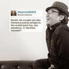 Moammar Emka – Permisi