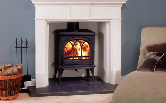 palejay: HOME DECOR: Log Burner Stove
