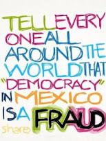 ¡Democracia en México!