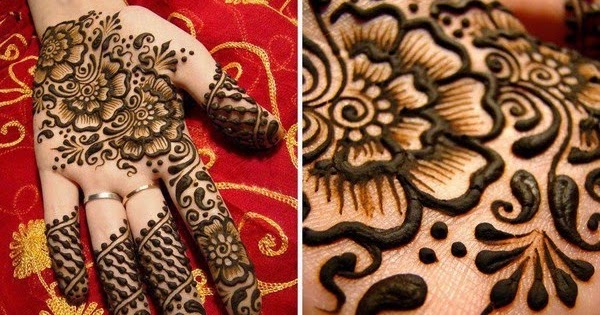 Mehndi Hairstyles Dailymotion : Th august independence day special mehndi designs for