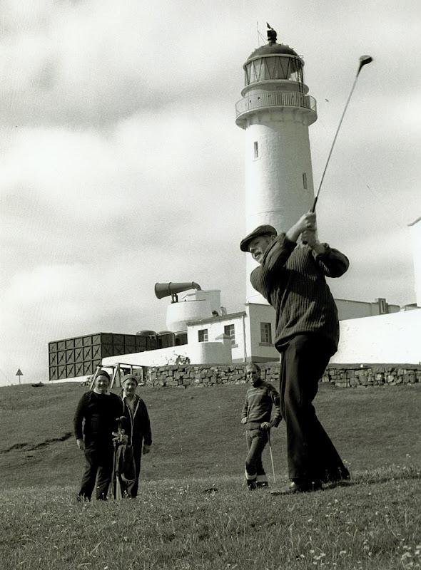Fair Isle: Golf