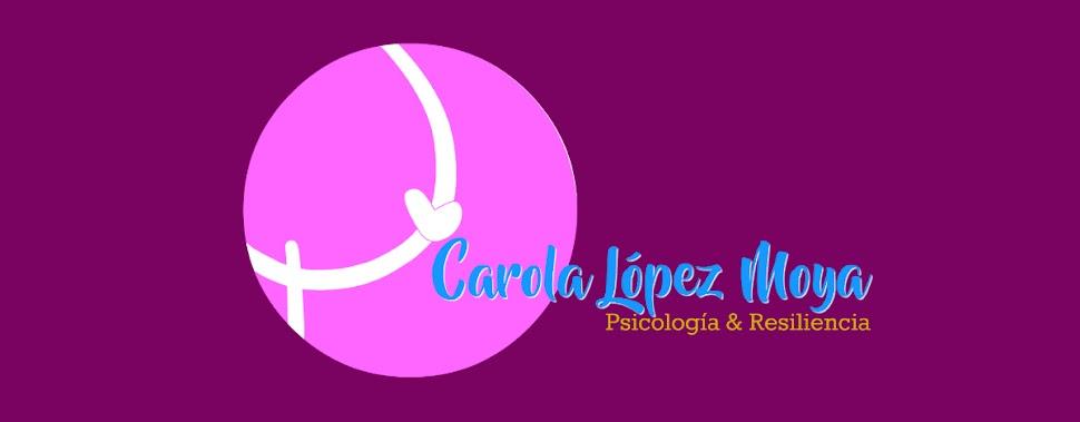 Psicóloga Carola López Moya