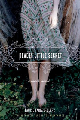 Book Review: Deadly Little Secret by Laurie Faria Stolarz