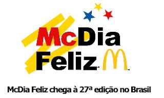 McDia Feliz #EsquentaMcDia