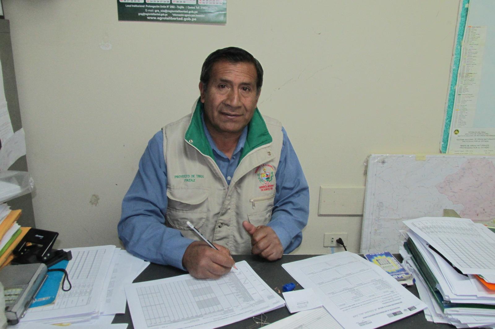 Responsable de Información Agraria y Competitividad Agraria