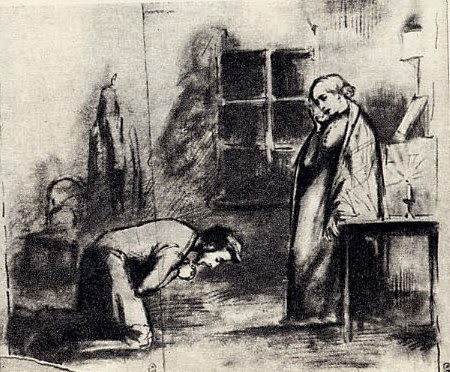 the concept of guilt in dostoevskys crime and punishment Michael gleghorn considers dostoevsky's study of the psychology of sin, guilt, and redemption, found in, crime and punishment applying a biblical worldview tracks.