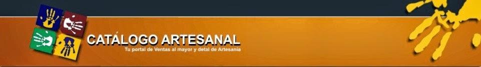 Catalogo Artesanal