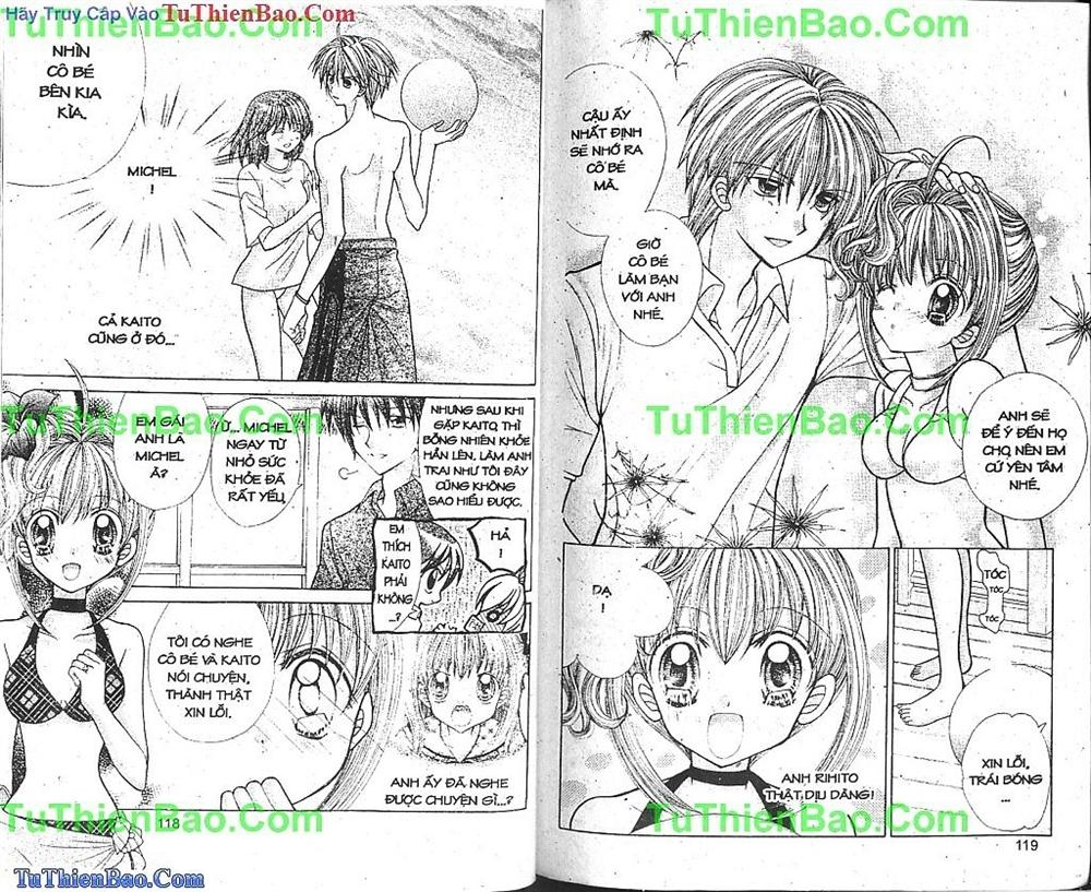 Viên Ngọc Nàng Tiên Cá Chapter 5 - Trang 58