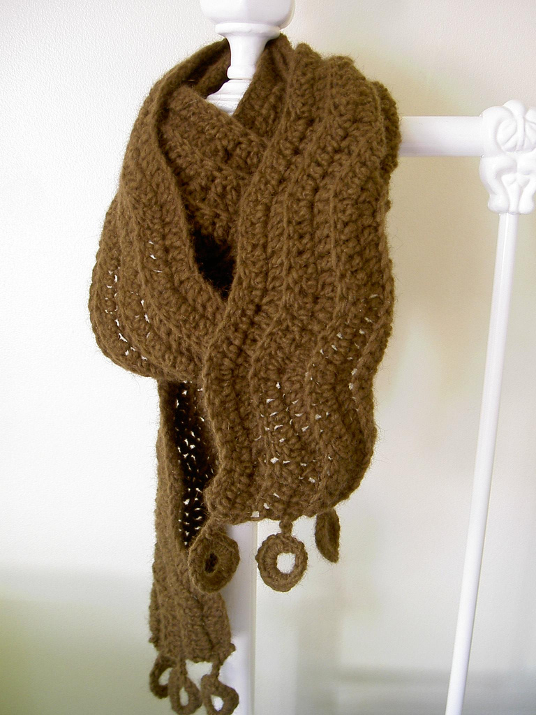 Crochet Scarf Pattern Q Hook : crochet scarf patterns-Knitting Gallery