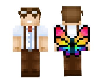 Minecraft Fairy Skin