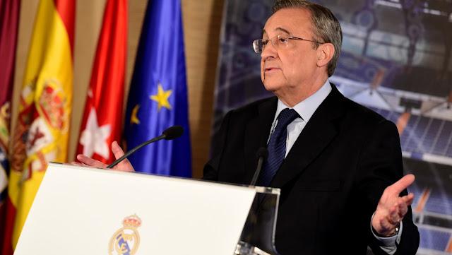Le Real Madrid va donner un million pour les réfugiés