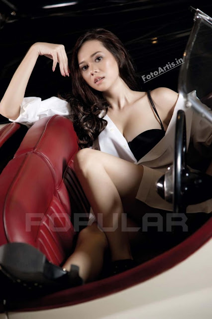 1 foto model indonesia paling hot
