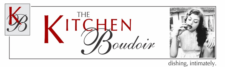 The Kitchen Boudoir