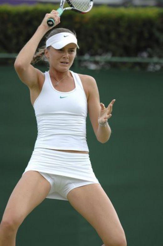 Most Beautiful Female Tennis Players: Daniela Hantuchova ... Amanda Seyfried Boyfriend