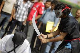 Queridinho dos EUA provoca indignação por pena de morte