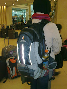 My wife use deuter too...
