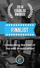 Edublog Award Finalist 2014
