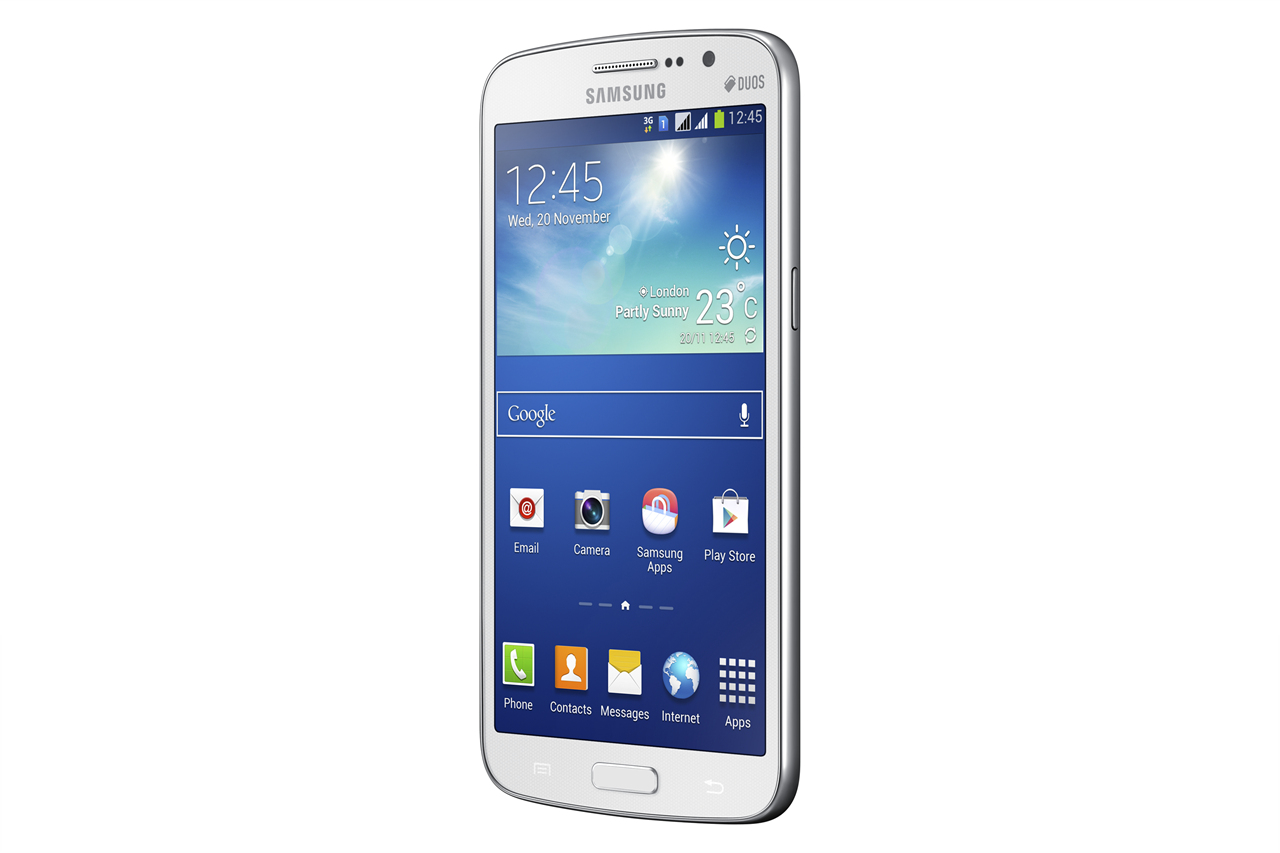 samsung galaxy grand 2 with quad core processor. Black Bedroom Furniture Sets. Home Design Ideas