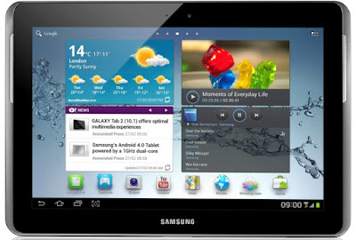 Samsung Galaxy Tab 2 (10.1) officially announced!