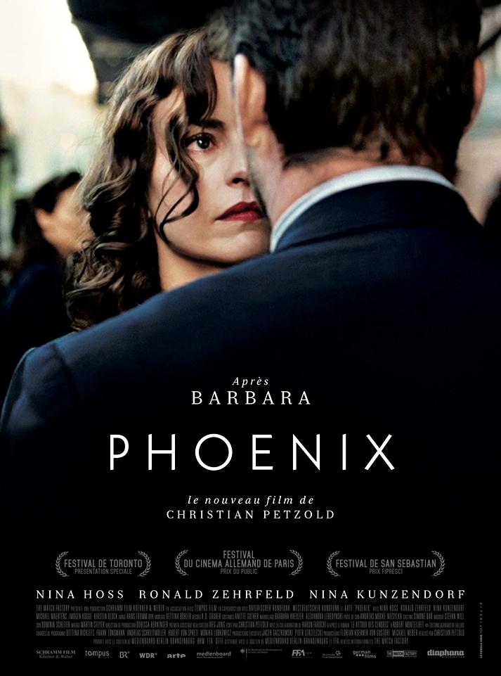 Póster francés de Phoenix