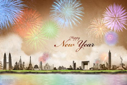 happy new year wallpaper 2012