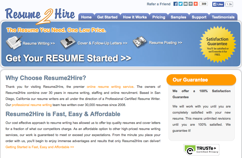 Professional Resume Writers Deliver Client Value   Career