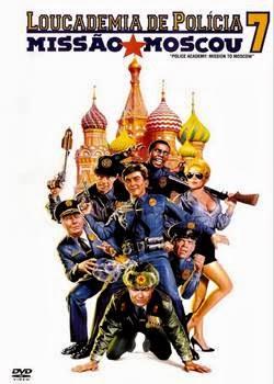 Download Loucademia de Polícia 7 Missão Moscou Torrent Grátis